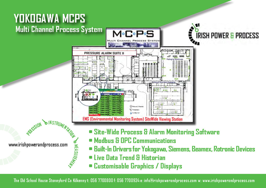 Yokogawa Multi Channel Process System