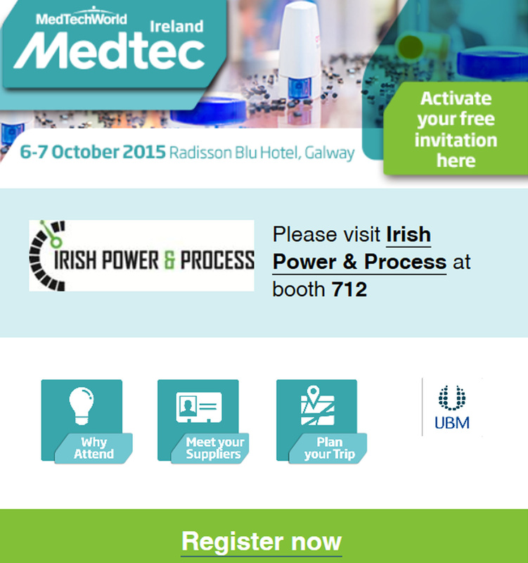 Medtec Ireland Exhibition