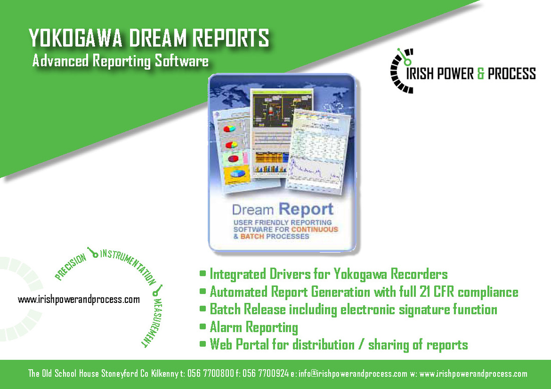 Yokogawa Dream Reports