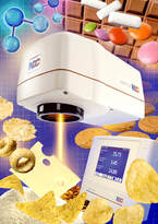 NDC Degree of bake on-line moisture analyser